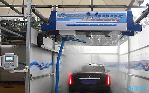 技术:区块链与洗车行业结合?